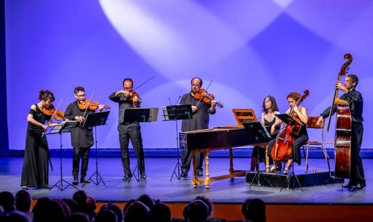 Música barroca para inaugurar el III Festival Internacional de Música de Cámara de Isla Cristina