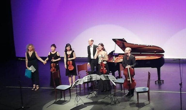 Brillante clausura del Festival Internacional de Música de Isla Cristina