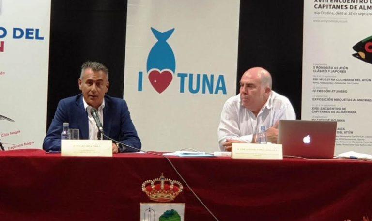 Clausuradas las XVIII Jornadas sobre el Atún de Isla Cristina