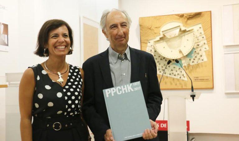 La obra arquitectónica de José Álvarez checa, recogida en un libro y una exposición en el COAH