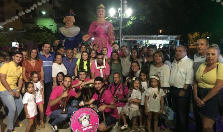 Arrancan las fiestas en Honor a San Francisco en Isla Cristina