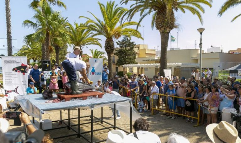 Comienza la XVIII Semana del Atún de Isla Cristina