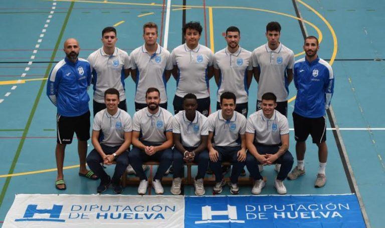 Debut con victoria del club de sordos de Huelva en el europeo de fútbol sala que se disputa en Polonia