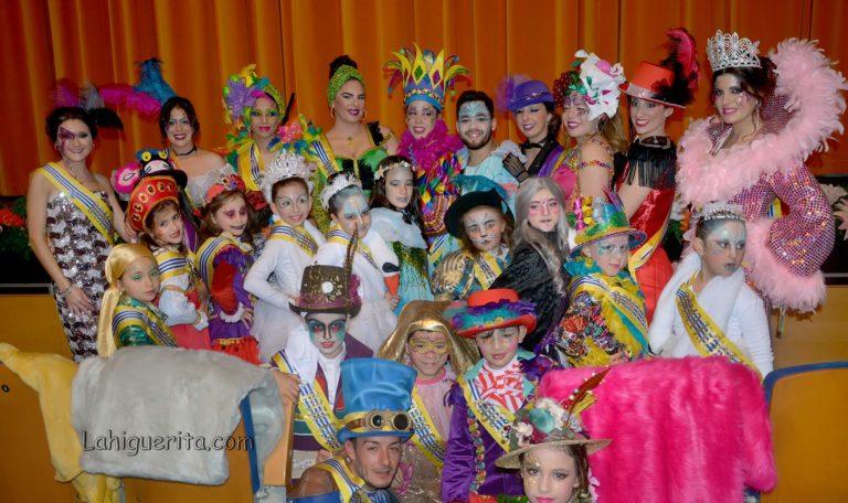 Bases de la Corte de Honor del Carnaval de Isla Cristina 2020