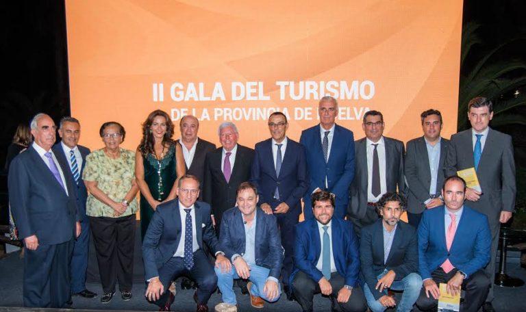 II Gala del Turismo de la Provincia de Huelva