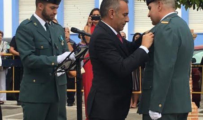 La Guardia Civil celebra el día de su Patrona en Isla Cristina