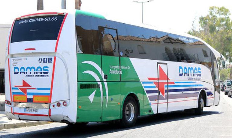 Isla Cristina contará a partir de mañana con una nueva línea de autobús para los estudiantes que se trasladan a Ayamonte