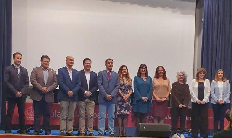 Isla Cristina, presente en la apertura del Curso 2019_2020 del Aula de la Experiencia