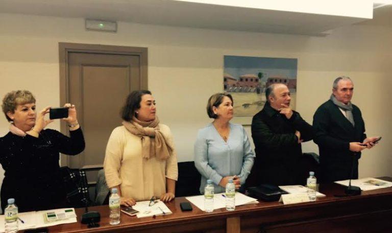Celebrada la Asamblea de los pueblos que integran la Ruta Blas Infante