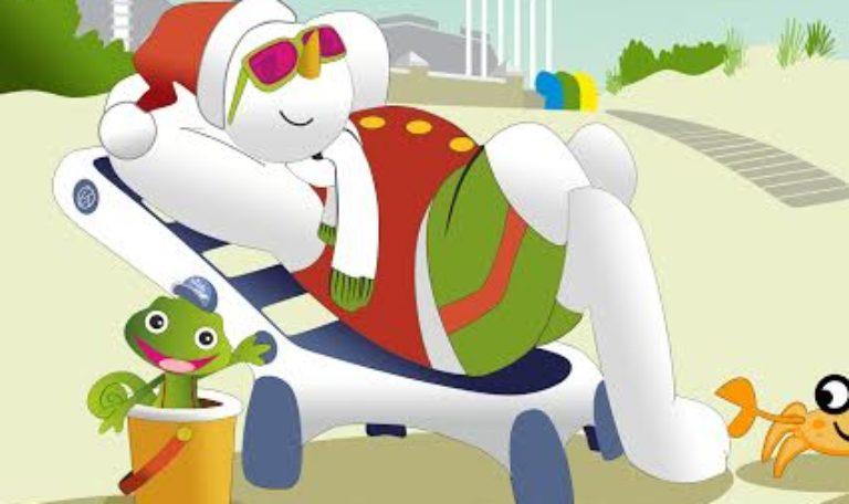 Presentación de la programación especial de Navidad en Islantilla