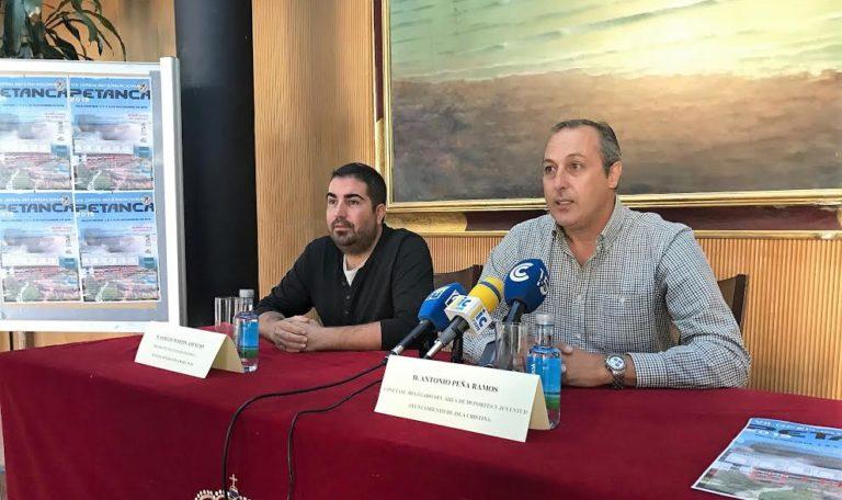 Presentado el VII Open Internacional de Petanca Ciudad de Isla Cristina