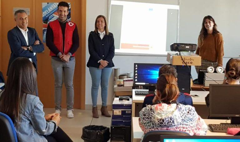 El Ayuntamiento, OHL Igessan y Cruz Roja , firman un convenio de colaboración para el fomento del empleo juvenil