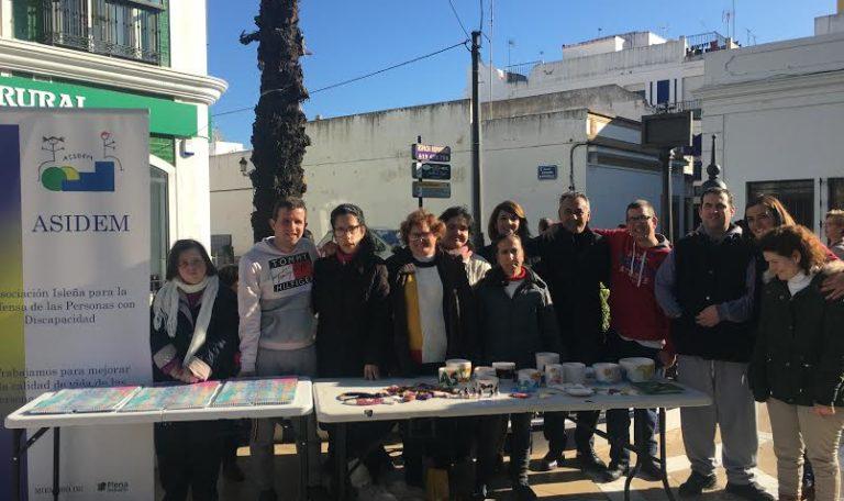 Isla Cristina se suma a la celebración del Día Mundial de las Personas con Discapacidad
