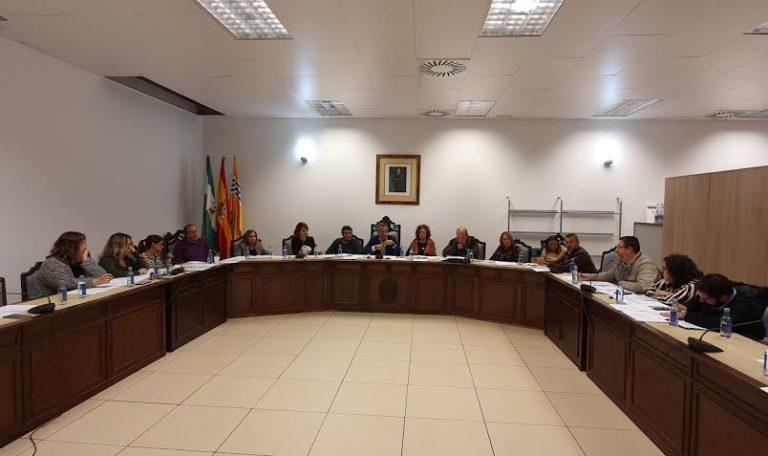Celebrado el Pleno del mes de noviembre en el Ayuntamiento de Isla Cristina