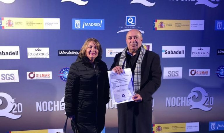 Representantes de Isla Cristina y Lepe asisten a la Noche Q
