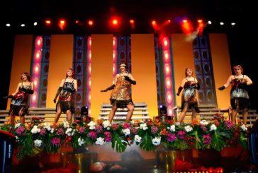 Galería fotográfica del Show en la Gala Coronación del Carnaval de Isla Cristina 2020