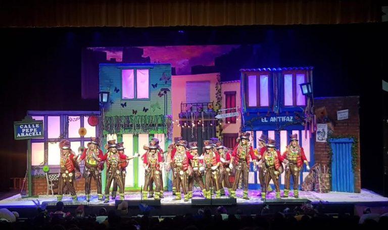 Arrancó el LIII Concurso de Comparsas, Murgas, Cuartetos y Coros del Carnaval de Isla Cristina