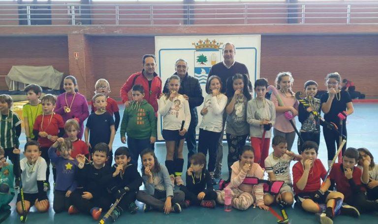 Disputado en Isla Cristina el V Torneo de Hockey Sala 'Maestro Emilio Fragoso'