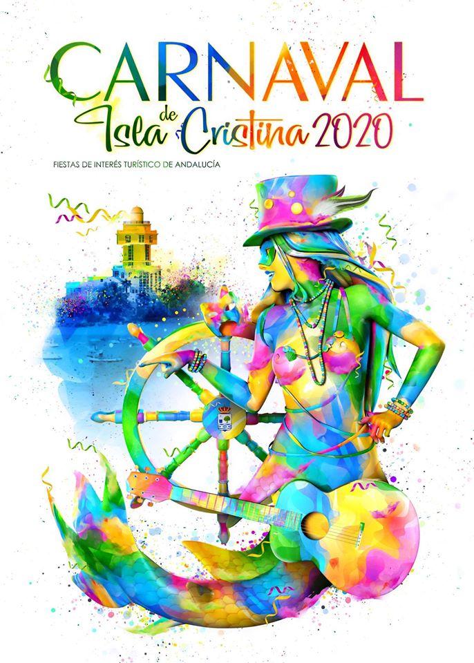 Actos para mañana sábado en los Carnavales de Isla Cristina 2020