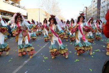 Cabalgata del Carnaval de Isla Cristina 2020