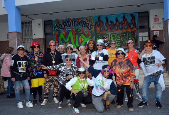 Lunes y martes de disfraces en el Carnaval de Isla Cristina 2020