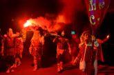 Entierro de la Sardina en los carnavales de Isla Cristina 2020