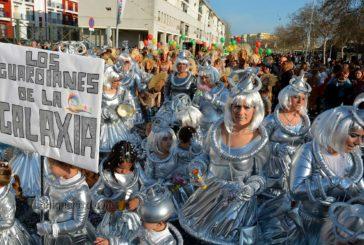 Cabalgata infantil del Carnaval de Isla Cristina 2020