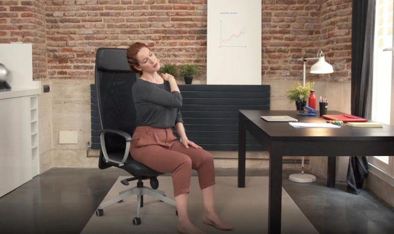 Estiramientos para combatir los efectos secundarios del COVID-19: el sedentarismo