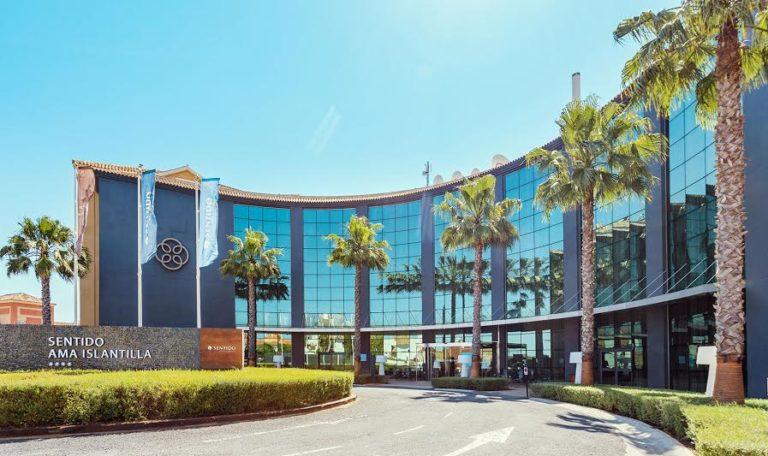 Islantilla reinicia su actividad hotelera tras la desescalada