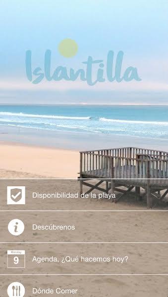 Islantilla informará telemáticamente sobre el nivel de ocupación de su playa