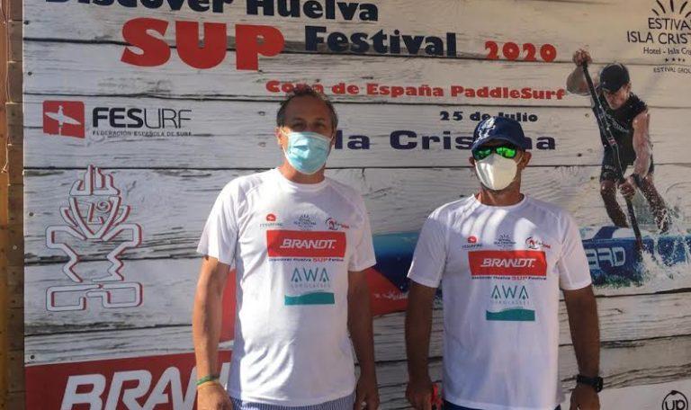 Isla Cristina acoge por segundo año el Discover Huelva SUP Festival