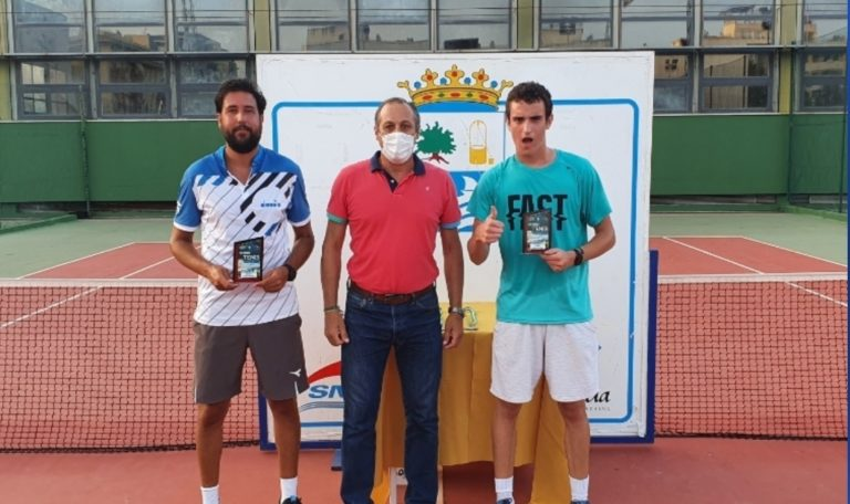 Disputado en Isla Cristina el XIII Torneo de Tenis Virgen del Carmen