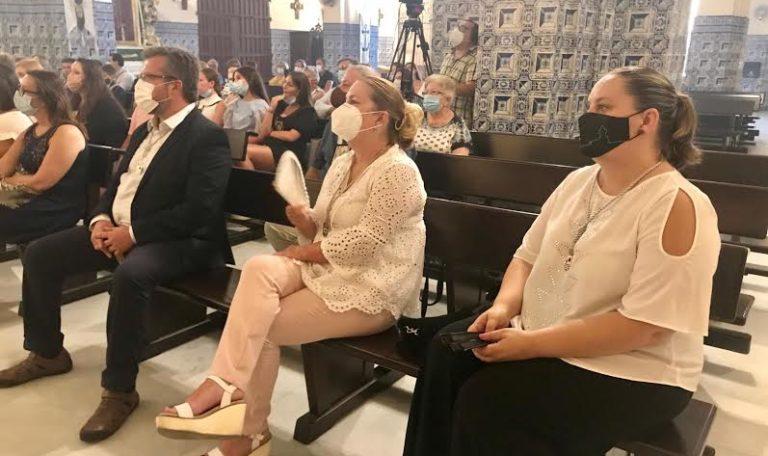 Celebrada la Exaltación a la Virgen del Carmen en Isla Cristina