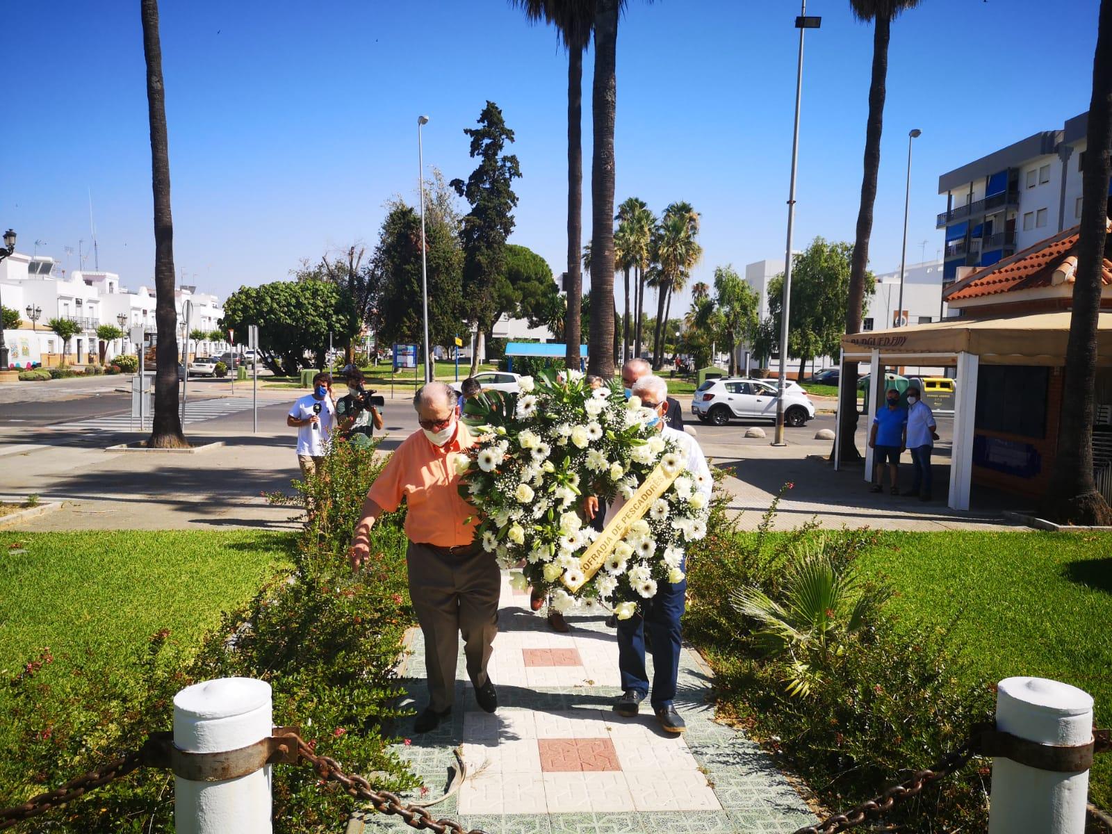 Isla Cristina celebró la festividad de la Virgen del Carmen, Patrona de los Marineros