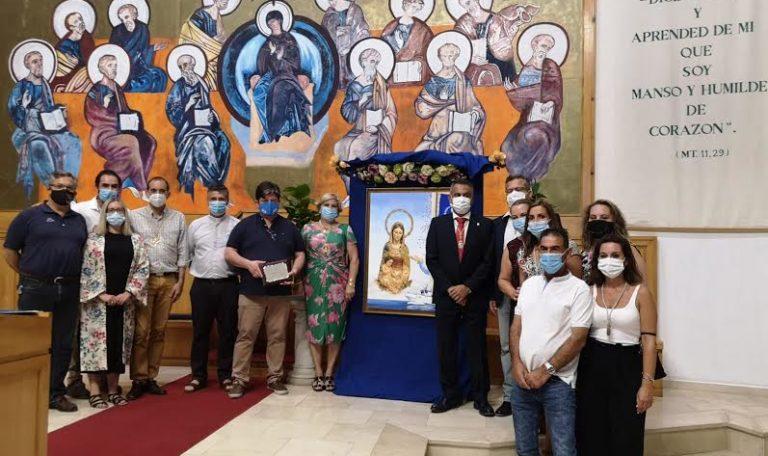 Una obra de Enrique Lopez Nieves, 'Enri', anunciará las Fiestas de la Virgen del Mar 2020
