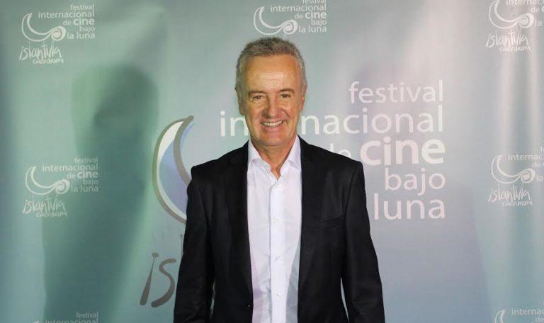 Carlos Hipólito, Premio 'Luis Ciges' 2020 del Festival de Islantilla