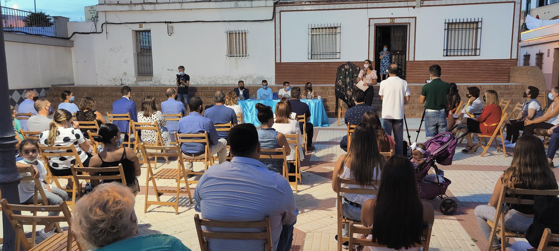 La Barriada de Pozo del Camino celebrará el 80 Aniversario de sus Fiestas Patronales