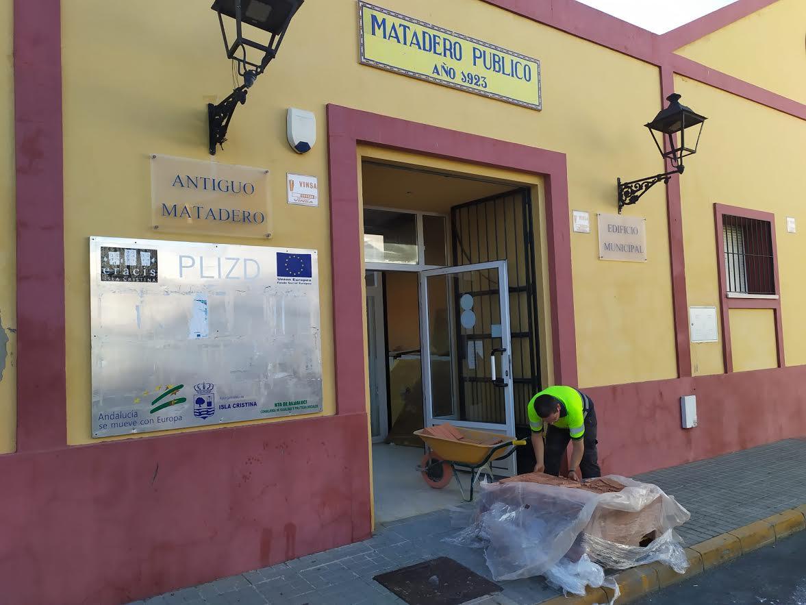 El Proyecto del Centro de Atención a la Diversidad 'Antiguo Matadero' da sus primeros pasos