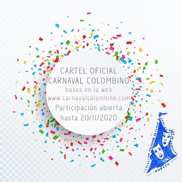 Presentadas las bases para aspirar a cartel oficial del Carnaval Colombino 2021