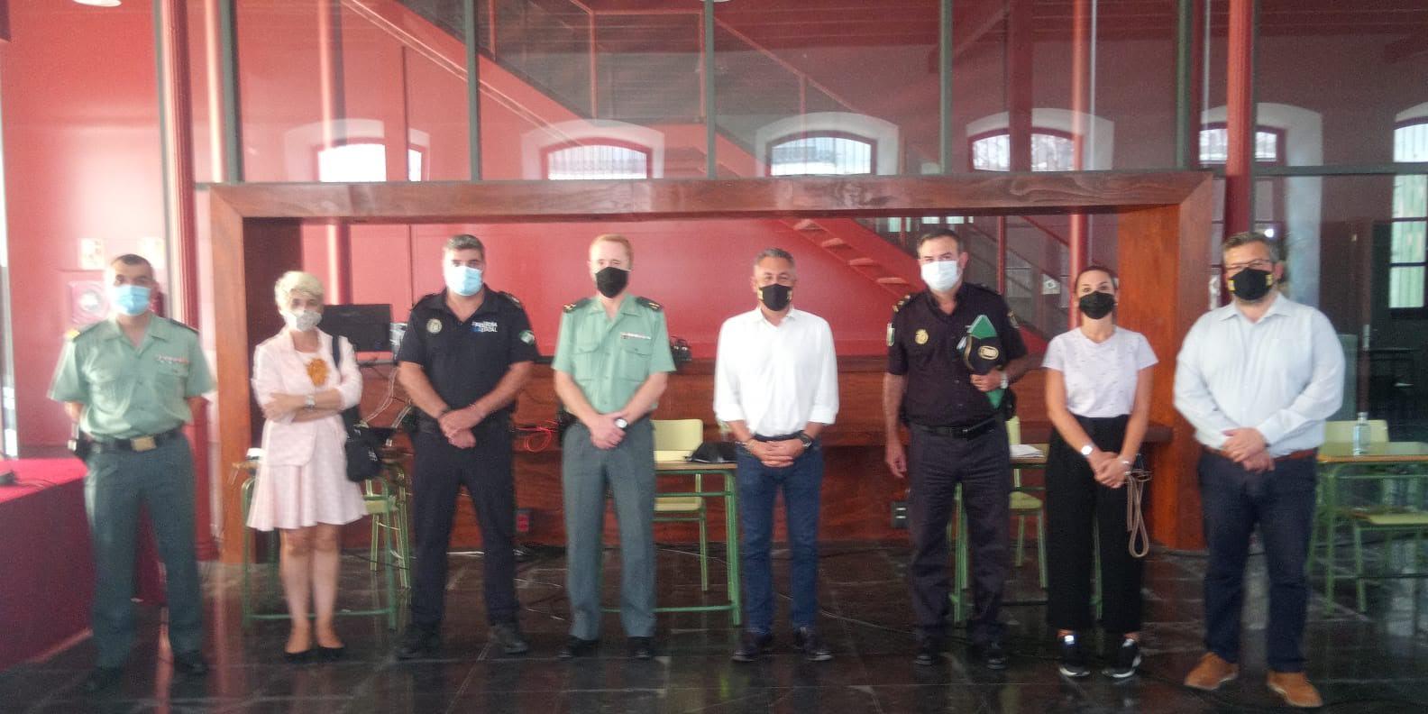 Isla Cristina seguirá contado con la Unidad Viogen