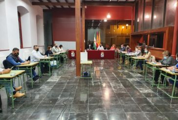 El Ayuntamiento celebra el debate plenario correspondiente al mes de octubre