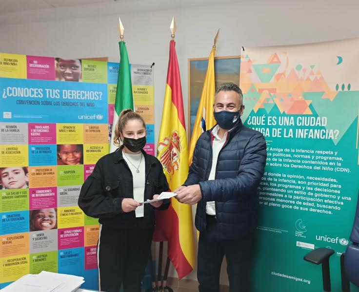 Isla Cristina, representa al Consejo Provincial de Infancia y Adolescencia en el XII Pleno Infantil celebrado en el Parlamento Andaluz