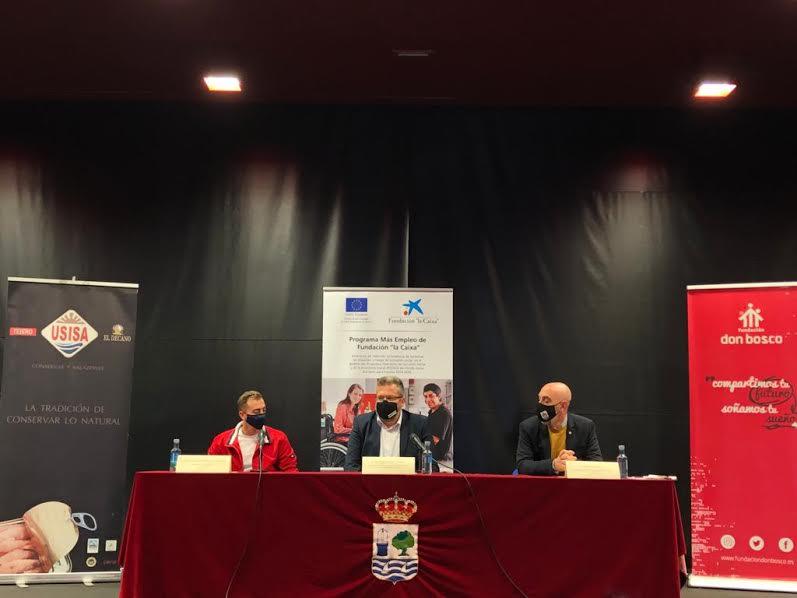 Clausurado en Isla Cristina el III Curso del Proyecto Mas Empleo de la Fundación Don Bosco destinado a personas en riesgo de exclusión social