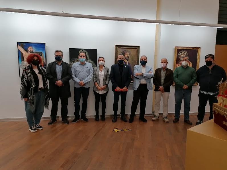 Inaugurada la II Muestra de Arte Cofrade 'Pasión Isleña'