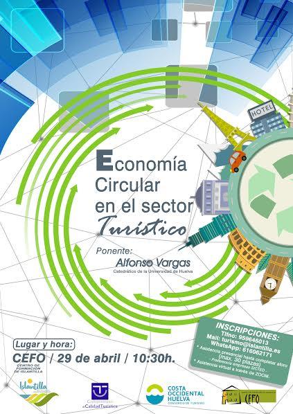 Jornada formativa sobre Economía Circular en el Sector Turístico