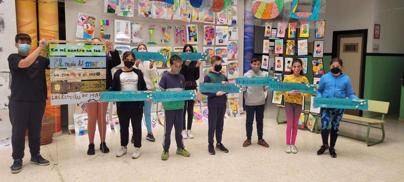 Los centros escolares isleños se suman a la celebración del Día del Libro