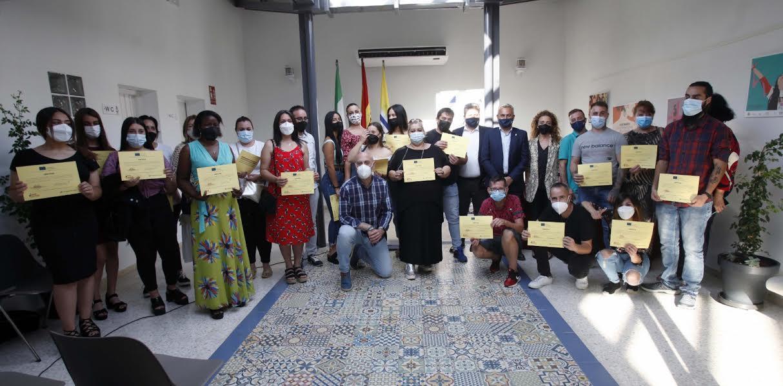 Clausura la cuarta edición del Curso 'Mas empleo' puesto en marcha por el Ayuntamiento de Isla Cristina, la Fundación Don Bosco y USISA