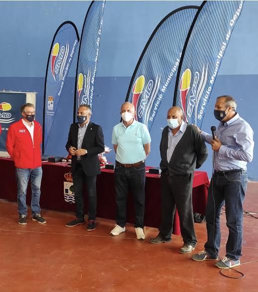 Isla cristina, sede del Campeonato de España de Petanca celebrado este fin de semana