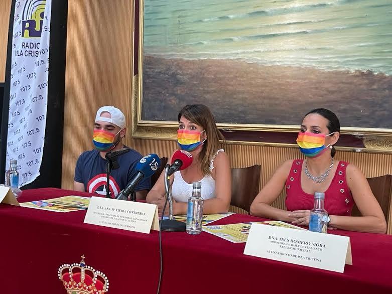 El Ayuntamiento de Isla Cristina da a conocer el Cartel con los actos del Día del Orgullo LGTBIQ
