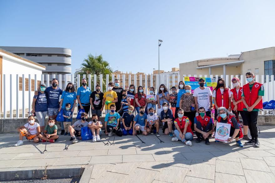 El Consejo Local de Infancia y Adolescencia de Isla Cristina se suma a la celebración del Día Mundial del Medio Ambiente